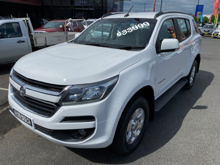 2016 Holden Trailblazer RG Turbo LT Suv Image 5