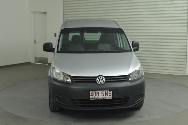 2012 Volkswagen Caddy 2KN MY12 TDI250 Van Image 4