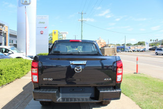 2020 MY21 Mazda BT-50 TF XT 4x4 Cab Chassis Cab chassis Image 5