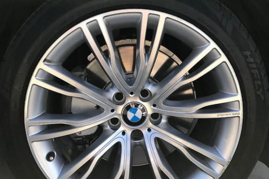 2015 BMW X5 Series F15 XDRIVE50I Wagon