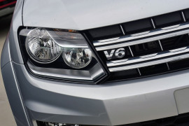 2019 Volkswagen Amarok 2H Sportline Utility Image 4