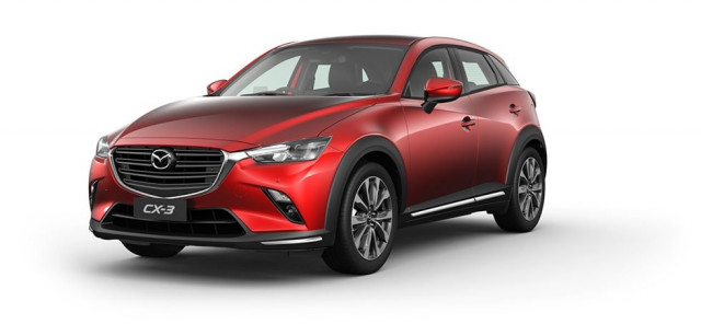 2020 MY0  Mazda CX-3 DK sTouring Suv Mobile Image 2