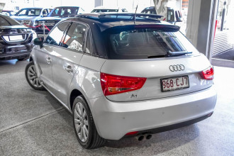 2012 Audi A1 8X MY12 Attraction Hatchback Image 2