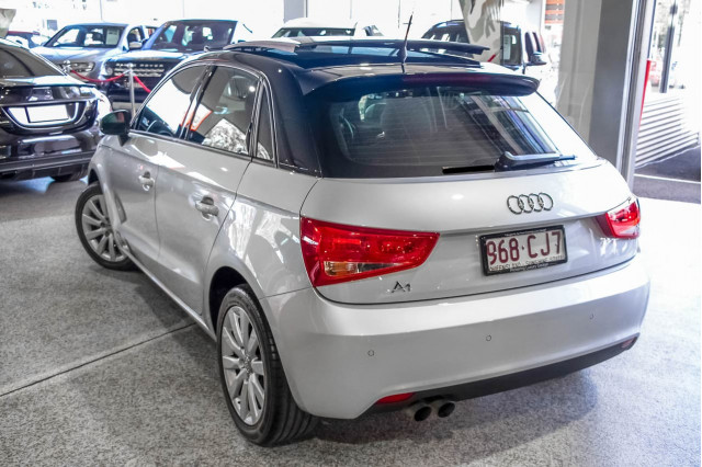 2012 Audi A1 8X MY12 Attraction Hatchback
