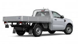 2020 MY21.25 Ford Ranger PX MkIII XL Low-Rider Single Cab Chassis Utility image 4