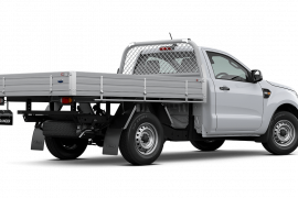 2020 MY20.75 Ford Ranger PX MkIII XL Low-Rider Single Cab Chassis Ute