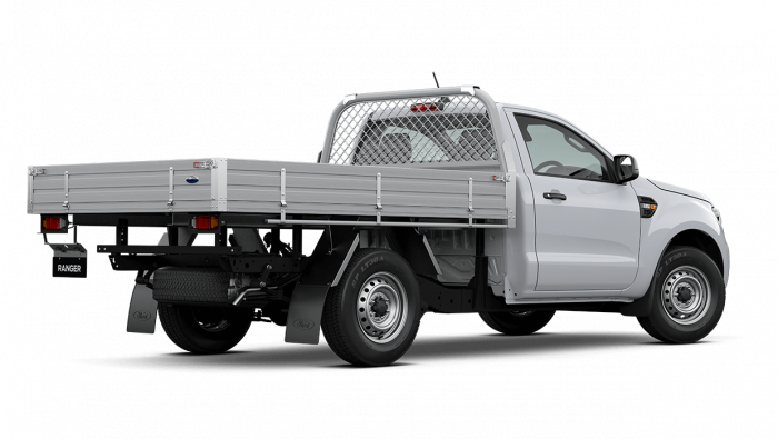 2020 MY20.75 Ford Ranger PX MkIII XL Low-Rider Single Cab Chassis Ute Image 4
