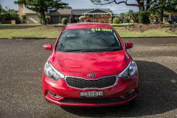 2014 Kia Cerato Hatch YD  S Hatchback Image 3