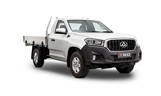 New LDV T60 Ute Cab Chassis