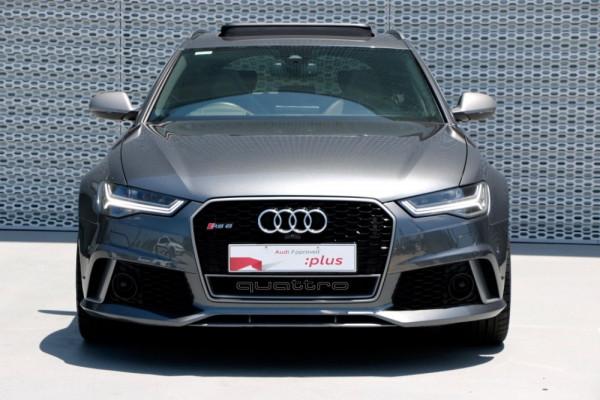 2017 MY18 Audi Rs6 4G MY18 performance Wagon Image 2