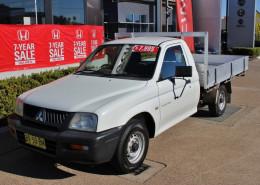Mitsubishi Triton GL MK