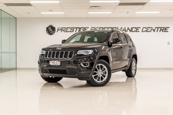 2016 MY15 Jeep Grand Cherokee WK Laredo Suv