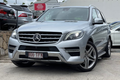 2013 Mercedes-Benz M-class W166 ML350 BlueTEC Wagon