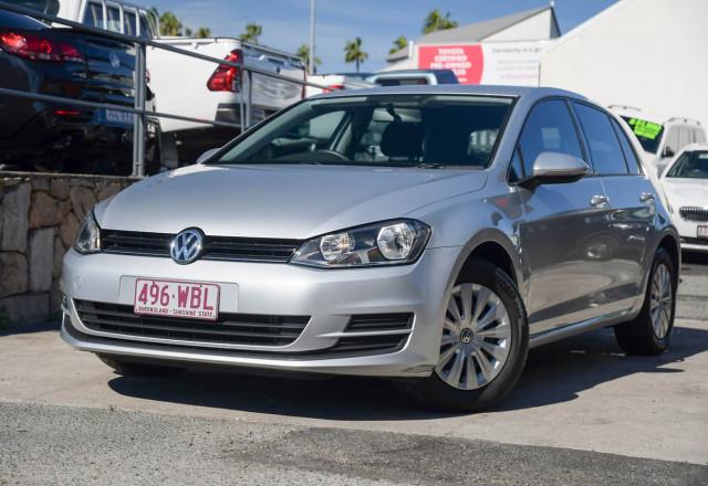 2015 Volkswagen Golf 7 MY16 92TSI Hatchback