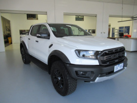 2019 Ford Ranger PX MKIII 2019.00MY RAPTOR Utility