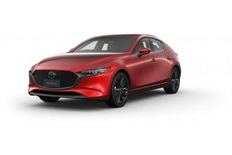 2021 Mazda 3 BP G25 Astina Hatchback Image 2