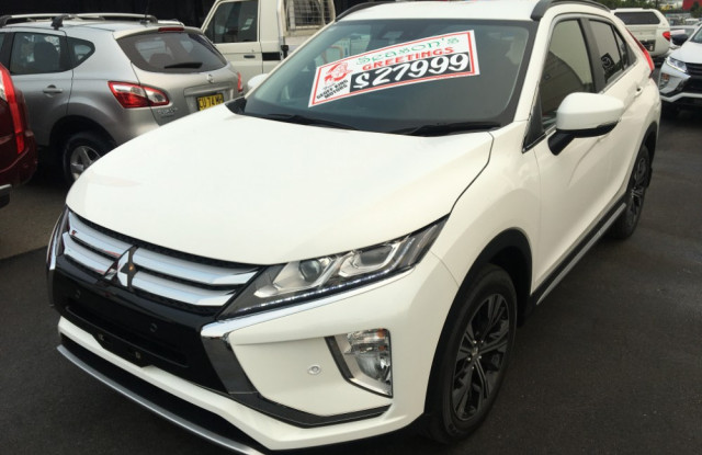 2018 Mitsubishi Eclipse Cross YA Turbo LS 2wd wagon