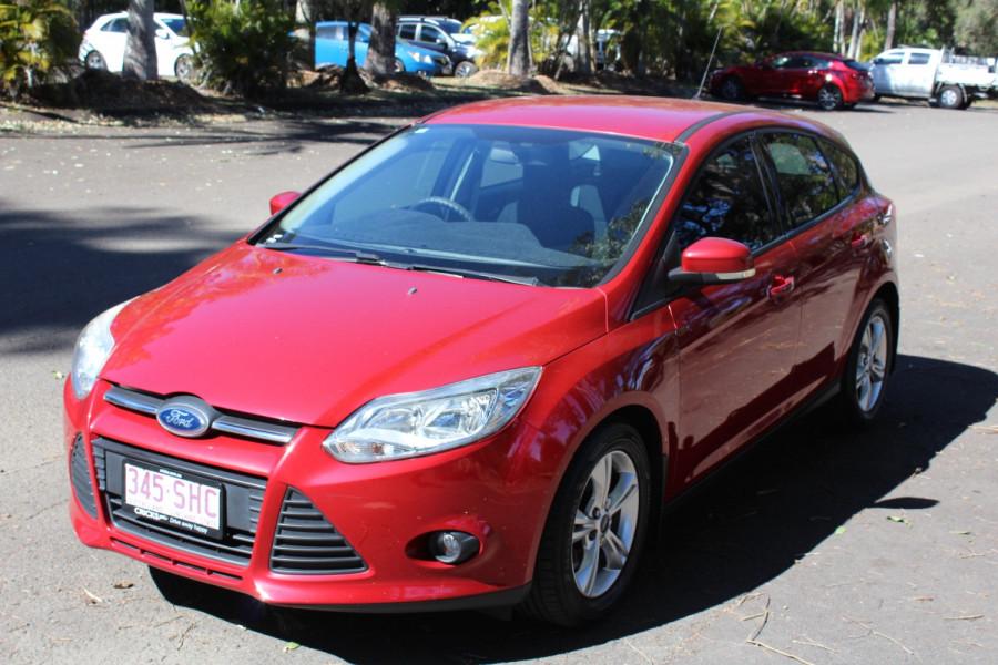 2011 Ford Focus LV Mk II LX Hatchback