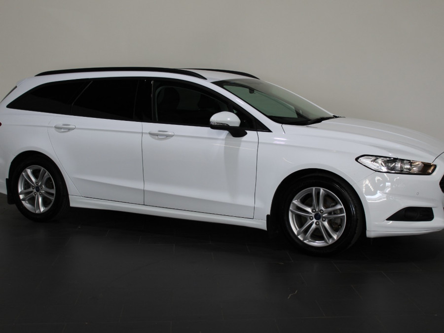 2015 Ford Mondeo MD Turbo Ambiente Wagon