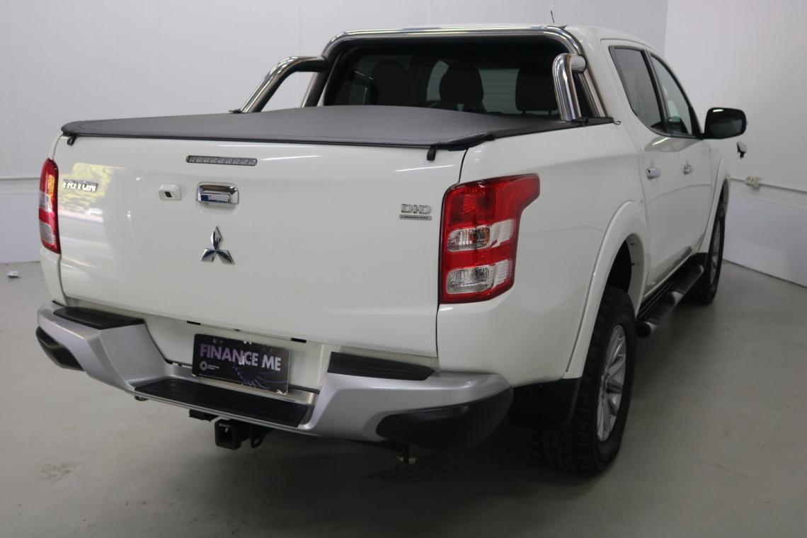 2016 Mitsubishi Triton MQ MY16 GLS Utility Image 14