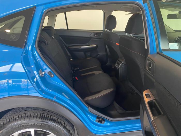 2016 Subaru XV G4-X 2.0i Suv Image 7