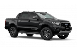 2021 Ford Ranger 4X4 PU WILDTRAK DOUBLE 3.2L T Utility Image 2