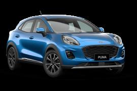 Ford Puma Puma JK