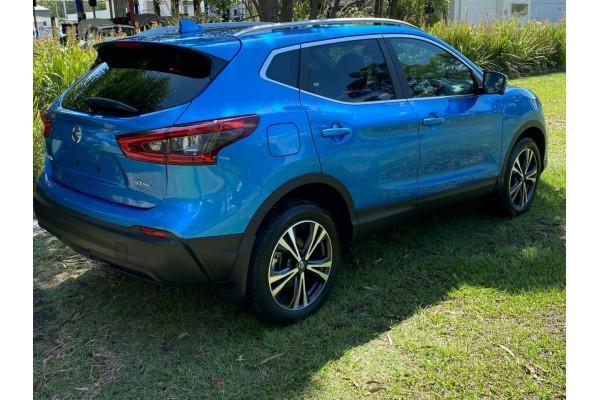 2019 MY20 Nissan Qashqai MY20 ST-L Suv Image 4