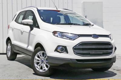 Ford EcoSport Titanium BK
