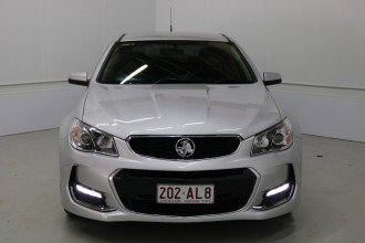 2017 Holden Commodore VF II MY17 SV6 Sedan