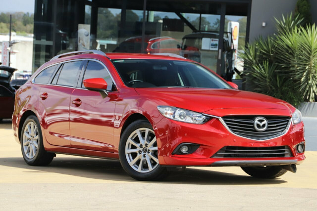 2013 Mazda 6 Touring SKYACTIV-Drive