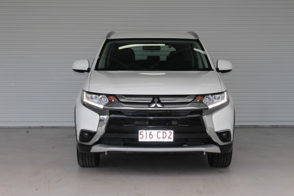 2017 MY18 Mitsubishi Outlander ZK MY18 LS Suv Image 3