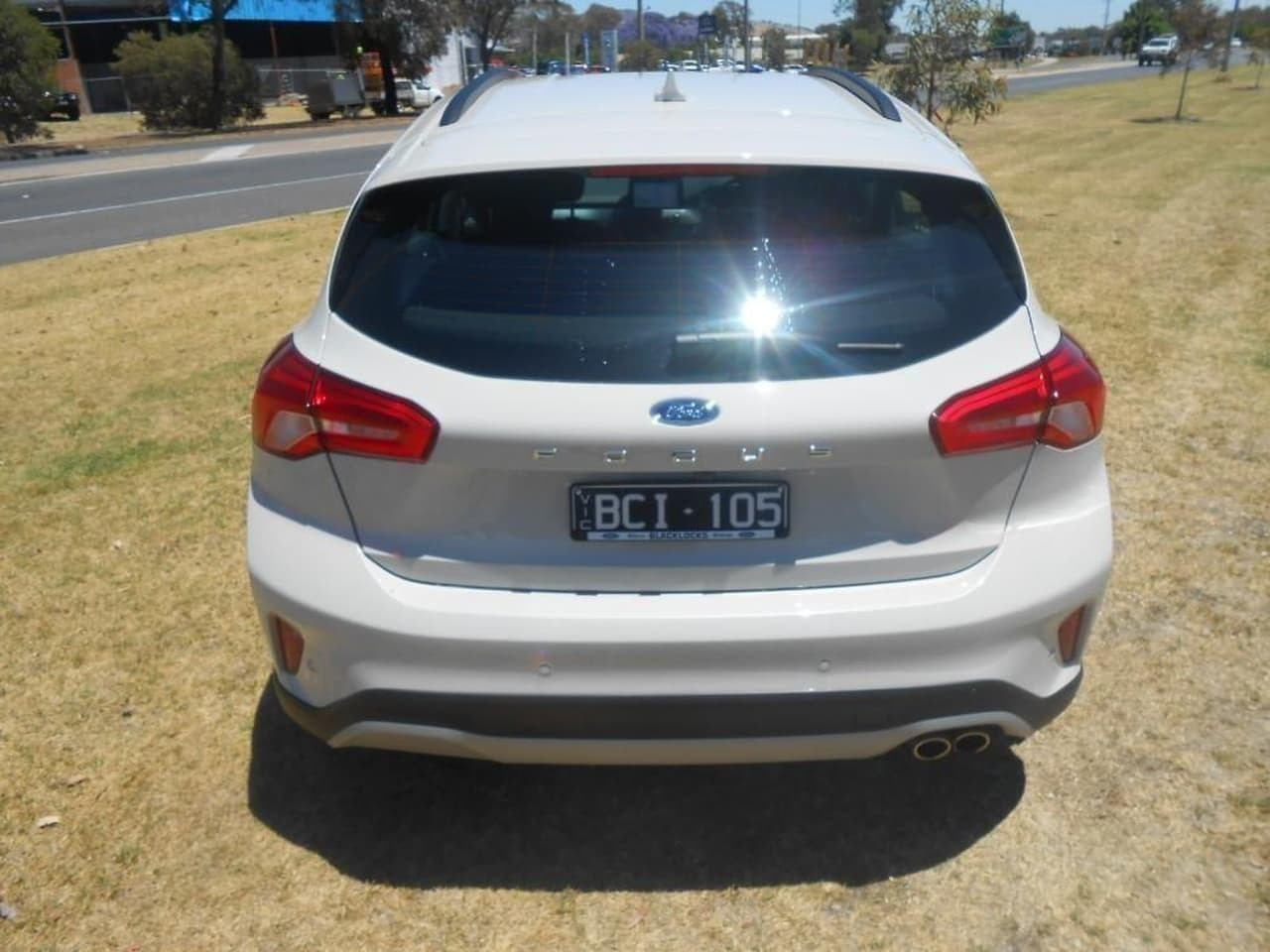 2019 MY19.25 Ford Focus SA Active Hatchback