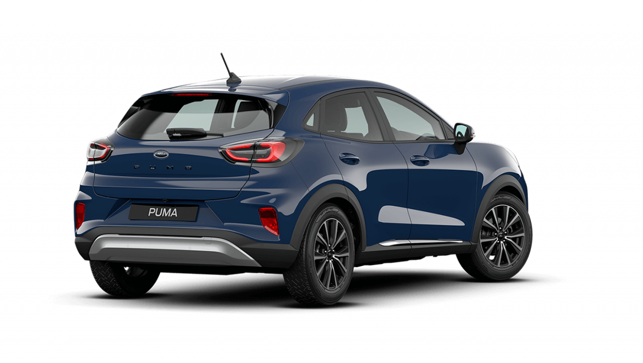 2021 MY21.25 (under construction) Ford Puma JK Puma Suv Image 3
