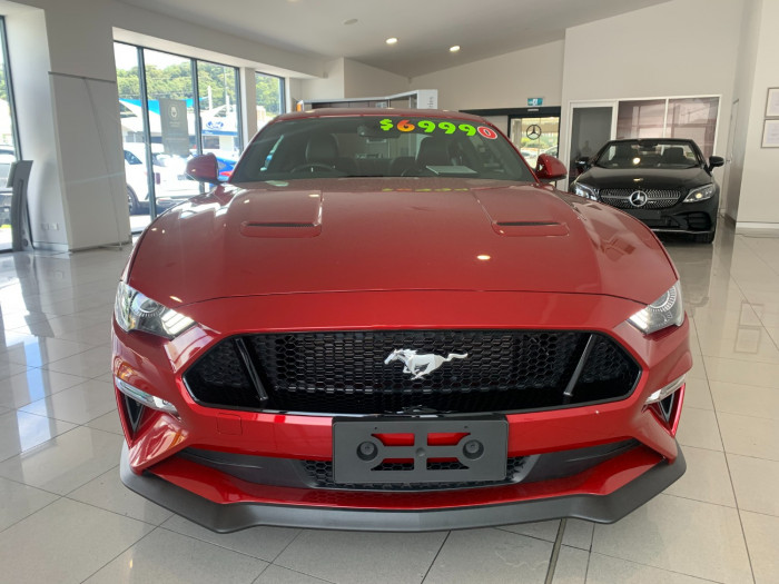 2019 MY20 Ford Mustang FN 2020MY GT Coupe Image 2