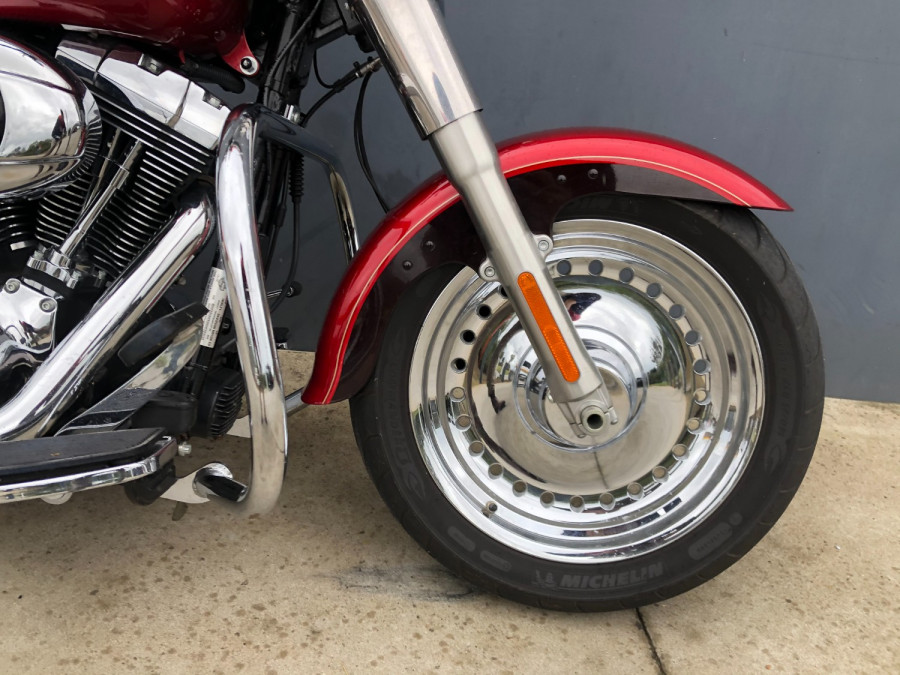 2012 Harley Davidson Fatboy FLSTE1 Motorcycle Image 22