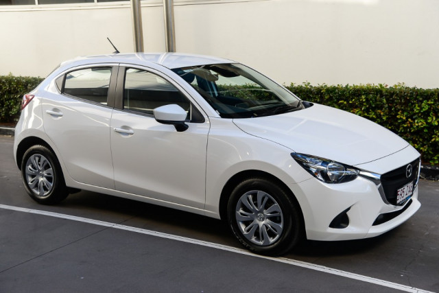 2019 Mazda 2 DJ2HA6 Neo Hatch Hatch Mobile Image 5