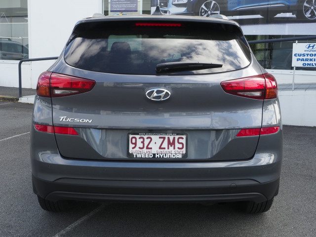 2019 MY20 Hyundai Tucson TL3 Elite Suv Image 4