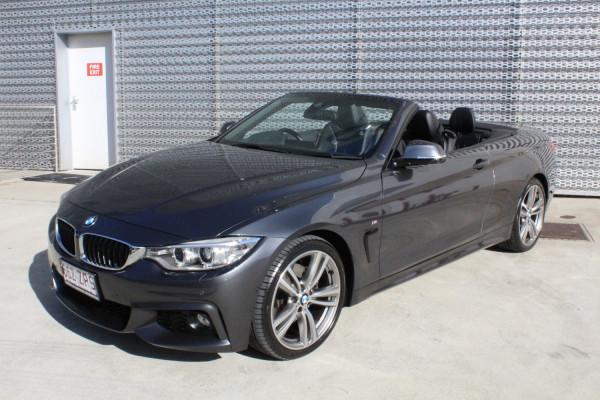 2016 BMW 4 Series F33 430i Convertible Image 2