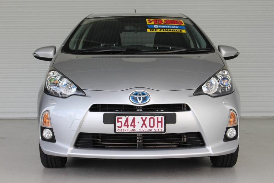 2012 Toyota Prius C NHP10R NHP10R Hatchback
