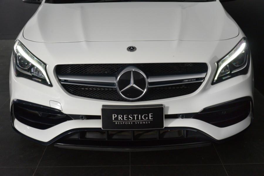 2018 Mercedes-Benz Cla 45 4matic
