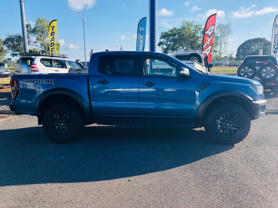 2020 MY21.25 Ford Ranger Utility Image 3