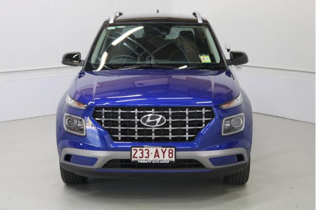 2020 MY21 Hyundai Venue Base Elite Wagon Image 2