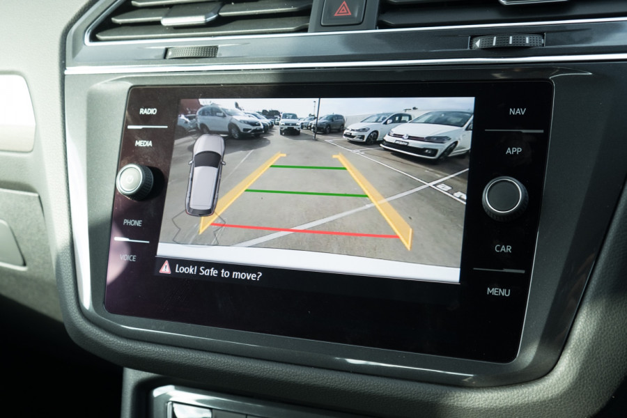 2020 Volkswagen Tiguan 5N 110TSI Comfortline Allspace Suv Image 24