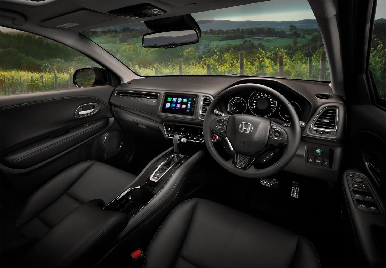 HR-V Cockpit