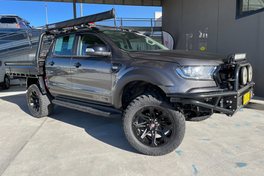 2017 Ford Ranger PX MkII 4x4 FX4 Special Edition Dual cab Image 1