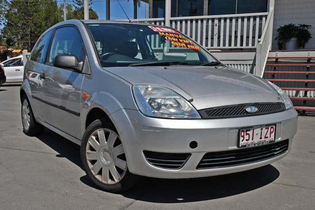 2005 Ford Fiesta WP LX Hatchback Image 1