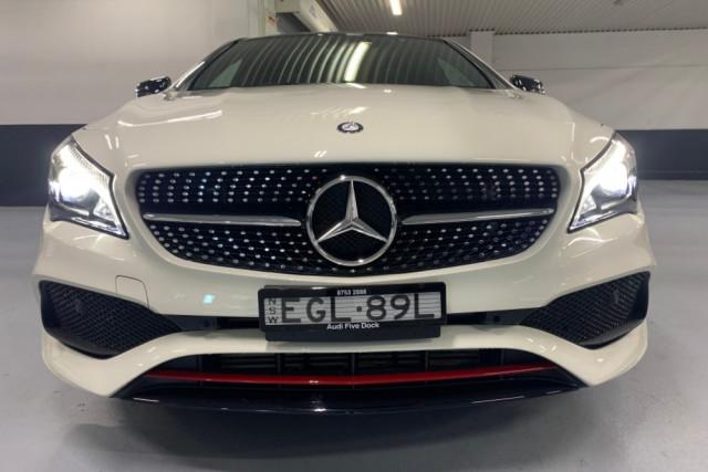 2016 MY06 Mercedes-Benz Cla-class C117  CLA250 Sport Coupe Image 5