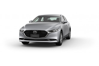 2021 MY20 Mazda 3 BP G20 Pure Sedan Sedan Image 3