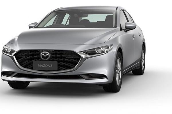 2021 MY20 Mazda 3 BP G20 Pure Sedan Sedan